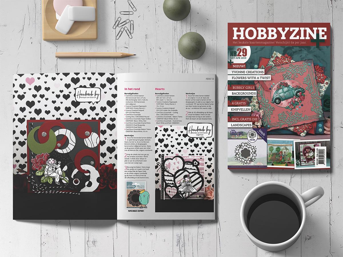Bedwelming Hobbyzine Plus Magazine - Find IT Media &FW46