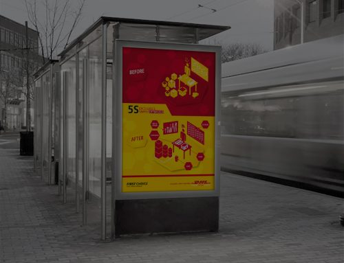 Poster DHL